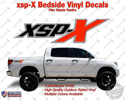 XSPX Package Vinyl Decal Truck Bedside Fits: Toyota Tundra (Set Of 3 ... Product 4x4 Fx4 Truck Bed Decals For Ford F150 And Super Duty Stripe Usmc Marines Semper Fidelis Stickers Etsy Rode Rip Mudslinger Side 4x4 Rally Xspx Package Vinyl Decal Bedside Fits Toyota Tundra Set Of 3 Predator 2 Fseries Raptor Rebel Edition Shotgun Trucks 082017 Freedom Ar15 Dodge 092014 Style Rear Metal Militia Skull Circle Window X22 2018 For Any Color Pickup