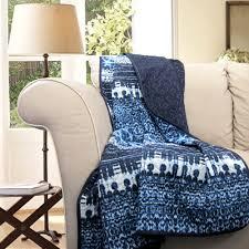 Blue Tie Dye Bedding by Lush Décor Lambert Tie Dye Throw Navy Home Bed U0026 Bath