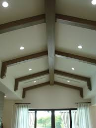 100 Beams On Ceiling Wood On Vaulted My Perspective Pinterest