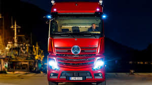 100 Mercedes Semi Truck Actros 2019 HighTech YouTube