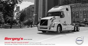 100 Select Truck Volvo Sales Event Bergeys Centers
