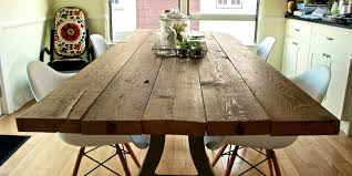 diy reclaimed wood table the aspirational hipster