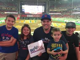 99 Monster Trucks In Phoenix Thank You Messages To Veteran Tickets Foundation Donors