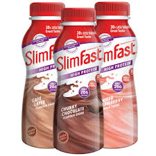 SlimFast Mixed Meal Replacement Shakes 18 X 325ml