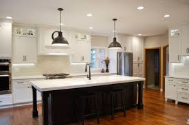 bright kitchen light fixtures including single pendant lights