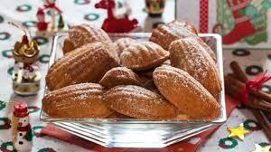 madeleines aux épices de noël la cuisine de jackie recette par