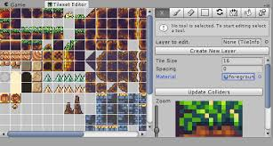 Tiled Map Editor Unity by 2d Tilezone Unity Plugin