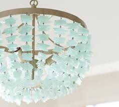 enya sea glass chandelier beach house use 2 over the dining
