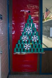Christmas Classroom Door Holly Christmas Accessories
