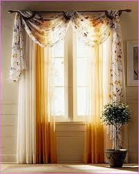 swag curtains for living room home decor gallery image and wallpaper