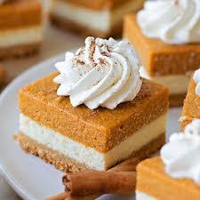 Pumpkin Swirl Cheesecake Bars by Photos Of Cheesecake Bar Recipes Facebook