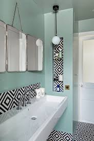 black and white tile bathroom decorating ideas bathroom decorating