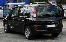 siege renault espace 4 renault espace wikivisually