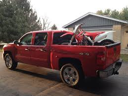 Pickup Bed Extender by Buying A New Chevy Silverado And Need Help Moto Related