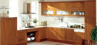 cuisine en bois modele de cuisine en bois clair 4 socialfuzz me