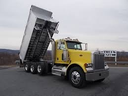 100 Peterbilt Tri Axle Dump Trucks For Sale 2007 Peterbilt 357 Triaxle Aluminum Dump Truck For Sale