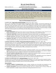 Senior Executive Resume Sample Provided By Elite Writing Services