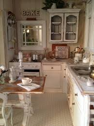 Rustic Chic Kitchens Modern On Kitchen Intended 35 Awesome Shabby Designs Accessories And Decor 29