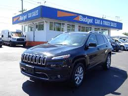 Used 2017 Jeep Cherokee For Sale In Vancouver, British Columbia ...
