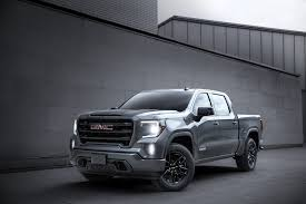 100 1500 Truck 2020 GMC Sierra Truck Gets Added Tech Expanded Carbon