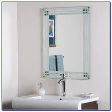 Frameless Bathroom Mirrors Sydney by Frameless Bathroom Mirrors Perth Bathroom Home Decorating