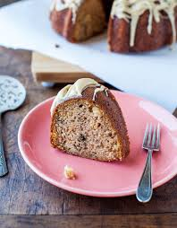 Pumpkin Spice Bundt Cake Using Cake Mix by The Best Pumpkin Chocolate Chip Bundt Cake With Chocolate Ganache
