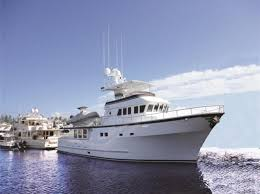 range trawlers for sale explorer yachts used boat archive