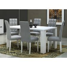 Elegance Dining Chair In Gloss White W/ Tufted Grey Microfiber (Set Of 2)  By ESF Furniture Imports Atemraubend Nailhead Ding Room Chair Grey Tufted Covers Astonishing Chrome Chairs Set Of 4 Likable Table Clairborne Gray Of 2 Upc 08165579 Dorel Home Furnishings Amazoncom Bsd National Supplies Horizon Round Button Inspired Lachlan Velvet Or Linen Trim Details About Velvetpu Leather Modern Finish White With Upholstered Seats Bcp Elegant Design Contemporary Fniture American Eagle Ckh168w Pu Kitchen Teal Wood For Sale