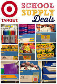 target supply deals and price list