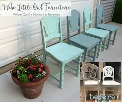Painted Cottage-Style Dining Chairs | Wise Little Owl Furniture Diy Update Ding Chair Makeover The Bee In My Bonnet Whatever Wednesday Chairs Keeping It Simple How To Transform Ugly Tpierce1 Striped Ding Why You Should Never Buy From A Store Again Baby Kids Chic Surefit Cover Protector My Ugly Handmade 70s Chair Redo Crafts Howto Details About Us Stretch Covers Slipcovers Fitting Protective Upholster Family Hdyman Room Cane Redo Hooli Upholstered Before This Old And After All By I Used An Wood Table Outside Songbird