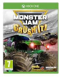100 Monster Truck Show Amazoncom Jam Crush It Xbox One Sony PSP Video Games