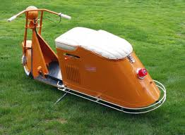 Cushman Model 54 1947 Technical Specifications