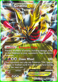 giratina ex ancient origins 57 pokemon card