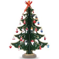 Mini Bulbs For Ceramic Christmas Tree by Decorating Wonderful Tabletop Christmas Tree For Chic Christmas