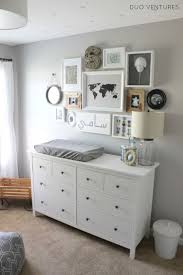 Baby Changer Dresser Combo by Best 20 Ikea Hemnes Changing Table Ideas On Pinterest Changing