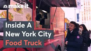 100 Food Trucks In Nyc What Its Like Working On A New York City Truck