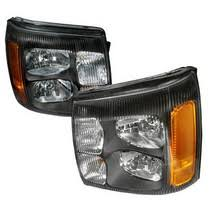 Cadillac Escalade Headlights at Andy s Auto Sport