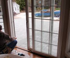 Patio Door Curtains And Blinds Ideas by Door French Door Glass Repair Beautiful Double Pane Sliding