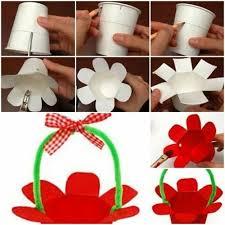 Kids Spring Craft Ideas