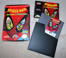 Spider Man Return Of The Sinister Six Nintendo NES COMPLETE IN BOX