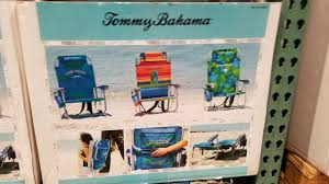 COSTCO Tommy Bahama Backpack Beach Chair! $27!!! Umbrella 7' $22 ... Deals Finders Amazon Tommy Bahama 5 Position Classic Lay Flat Bpack Beach Chairs Just 2399 At Costco Hip2save Cooler Chair Blue Marlin Fniture Cozy For Exciting Outdoor High Quality Legless Folding Pink With Canopy Solid Deluxe Amazoncom 2 Green Flowers 13 Of The Best You Can Get On