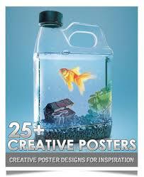Creative Poster Designs Inspiration