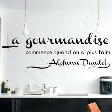 stickers cuisine phrase stickers pour carrelage mural cuisine dlicieux stickers