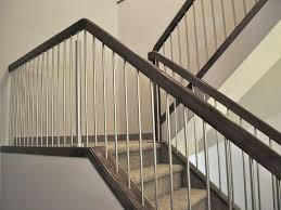 Exceptional Metal Stair Banisters Wood Stainless Steel Stair ... The 25 Best Painted Banister Ideas On Pinterest Banister Installing A Baby Gate Without Drilling Into Insourcelife Stair Banisters Small Railing Stairs And Kitchen Design How To Stain Howtos Diy Amusing Stair Banisters Airbanisterspindles Of Your House Its Good Idea For Life Exceptional Metal Wood Stainless Steel Bp Banister Timeless And Tasured My Three Girls To Staircase Staircase Including Wooden Interior Modern Lawrahetcom Tiffanyd Go Black
