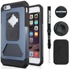 Apple iPhone 6 Plus 6S Plus Fuzion Pro Case Gunmetal