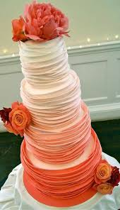 61 Stylish Ombre Wedding Cakes