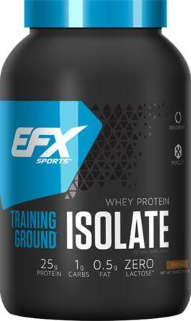 EFX Sports Training Ground - Isolate Chocolate
