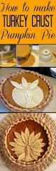 Libbys Canned Pumpkin Pie Recipe by Adorable Turkey Crust Pumpkin Pie Recipe Pumpkin Pies Crusts