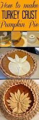Pumpkin Pie Libbys Recipe by Adorable Turkey Crust Pumpkin Pie Recipe Pumpkin Pies Crusts