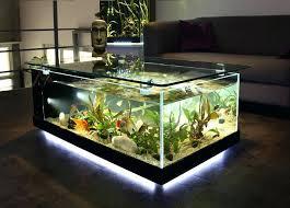 aquarium table basse table basse rectangulaire aquarium aquarium